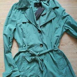 Куртки - Куртка тренч, 0