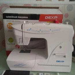 Швейные машины - Швейная машина Dexp SM -3500 W.Мощность 60 ватт В Нижнем Новгороде, 0