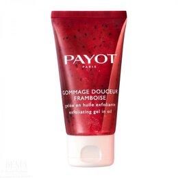 Скрабы и пилинги - Скраб-желе для лица Payot Gommage Douceur Framboise, 50 мл, отшелушивающий, 0