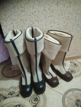Валенки - Бурки, сапоги фетровые немецкие БУ размер 41 и 43, 0