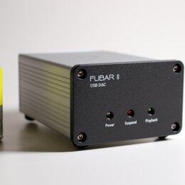 Цифро-аналоговые преобразователи - ЦАП DAC Firestone Audio Fubar II USB DAC, 0