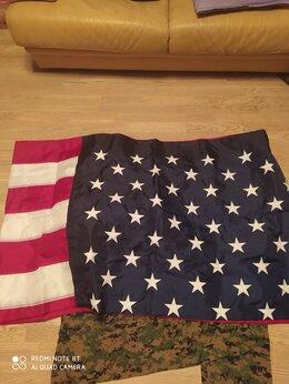 Флаги и гербы - Флаг американский, 0