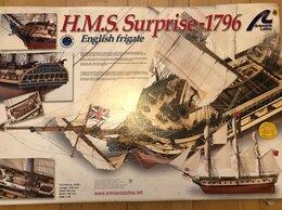 Сборные модели - Модель корабля HMS Surprise масштаб 1:48 - Новый…, 0