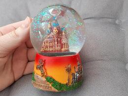 Сувениры - Сувенир из Санкт-Петербурга, снежный шар, сноубол, 0