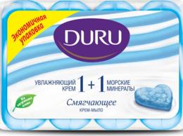 Средства для интимной гигиены - Мыло DURU 1+1, 0