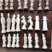 шахматы,кость,старинные,Китай по цене 85000₽ - Настольные игры, фото 9