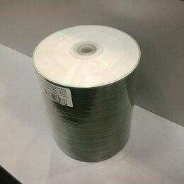 Диски - Диски CD-R 700Mb Oxion 48x Printable, подходят для печати, Bulk (100шт), 0