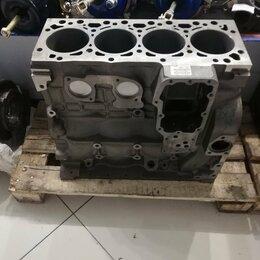 Двигатель и комплектующие - Блок цилиндров Cummins 4 ISBE, 4955475, 0