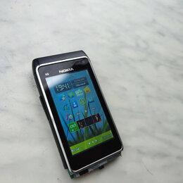 Мобильные телефоны - Сенсорный рабочий телефон Nokia, 0