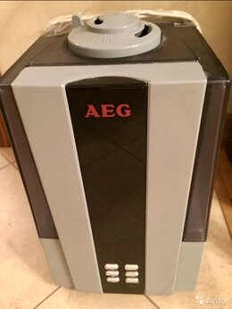 Очистители и увлажнители воздуха -  Увлажнитель воздуха AEG LBF ULTRA 7138, 0