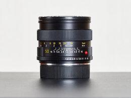 Объективы - Объектив Leica Leitz Summilux-R 1.4 / 50, 0
