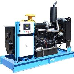 Электрогенераторы и станции - Дизельный генератор 100 кВт ТСС АД 100С-Т400-1РМ19, 0