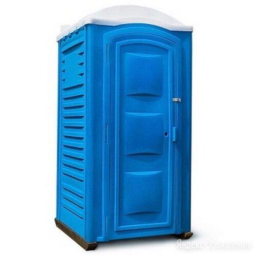 Туалетная кабина Стандарт по цене 21500₽ - Биотуалеты, фото 0
