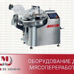 Прочее оборудование - Вакуумный куттер с чашей VSM 65 T2M-R  , 0