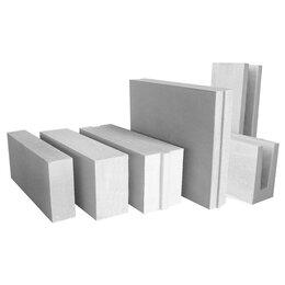 Строительные блоки - газоблок, 0