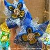 Бантики для волос «Бабочки» по цене 200₽ - Украшения для девочек, фото 4