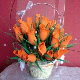 Цветы, букеты, композиции - корзинки с цветами, 0