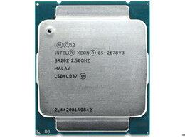 Процессоры (CPU) - Процессор Intel Xeon 2678v3 сокет 2011-3, 0