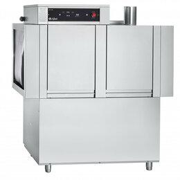 Промышленные посудомоечные машины - Машина посудомоечная туннельная МПТ-1700 (правая), 0