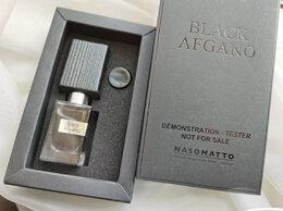 Парфюмерия - Nasomatto Black Afgano тестер, 0