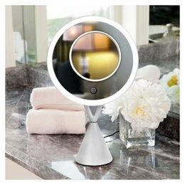 Зеркала - Зеркало для макияжа со светодиодной подсветкой…, 0