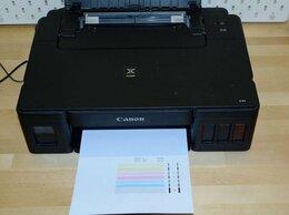 Принтеры и МФУ - Струйный принтер Canon pixma G1400 с снпч, 0