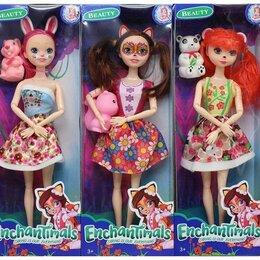 Куклы и пупсы - Кукла ENCHANTIMALS, 0