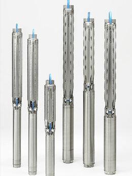 Насосы и комплектующие - Погружной скважинный насос Grundfos SP 8A-30…, 0