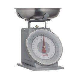 Аксессуары для готовки - Весы кухонные 4 кг серые Living, 0