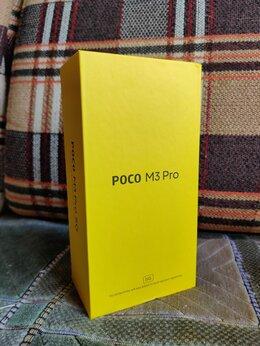 Мобильные телефоны - Xiaomi Poco M3 Pro 5G 4/64 Black + подарок aux, 0