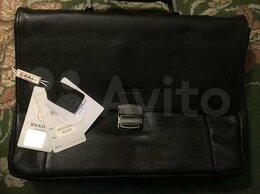 Портфели - Портфель/сумка нат. кожа, 0