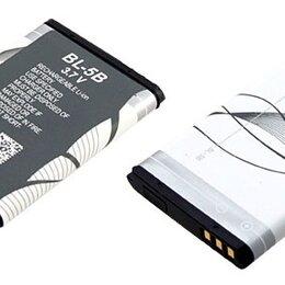 Аккумуляторы - Аккумулятор BL-5B 1200 mAh, 0