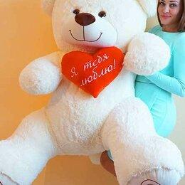 Мягкие игрушки - Огромный плюшевый медведь 190 см, 0