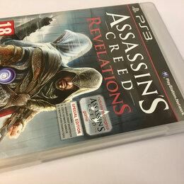 Игры для приставок и ПК - Assassin's Creed: Revelations для PS3, 0