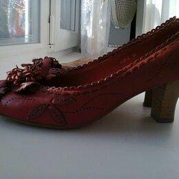 Туфли - туфли нат.кожа в отличном состоянии, размер 38.5, 0