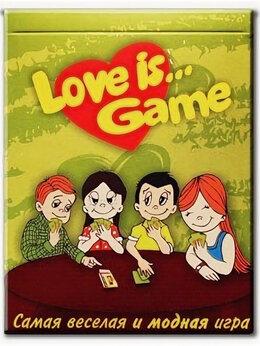 Настольные игры - Игра настольная Uno.Love is…, 0