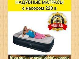 Надувная мебель - Надувные кровати Надувные матрасы Intex Camella…, 0