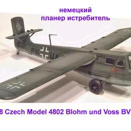 Сборные модели - 1/48 сборная модель самолета Блом унд Фосс БВ 40 планера-истребителя , 0