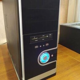 Настольные компьютеры - Игровой компьютер 8GB/HDD 500GB/i3-4170 3.7ггц, 0