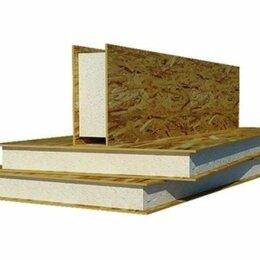 Стеновые панели - Сип-панель 2500х1250х174 мм, 0