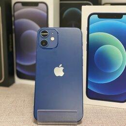 Мобильные телефоны - iPhone 12 mini Blue 256gb б/у Ростест, 0