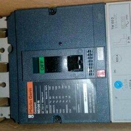 Защитная автоматика - Автоматический выключатель Merlin Gerin NS100N, 0