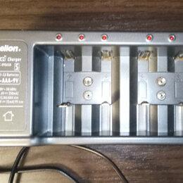 Аккумуляторы и зарядные устройства - Зарядное устройство Camelion Universal Charger, 0