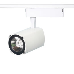 Световое и сценическое оборудование - Светильник светодиодный трековый FAZZA F6030 30W, 0