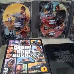 Игры для приставок и ПК - Компьютерная игра GTA 5 для PC (лицензия) + Online, 0