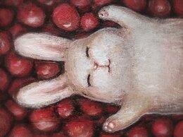 """Картины, постеры, гобелены, панно - Картина """"Главное-сон и питание """", 0"""