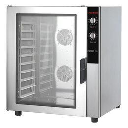 Жарочные и пекарские шкафы - Печь конвекционная Inoxtrend NB-UA-610E 01 RH, 0