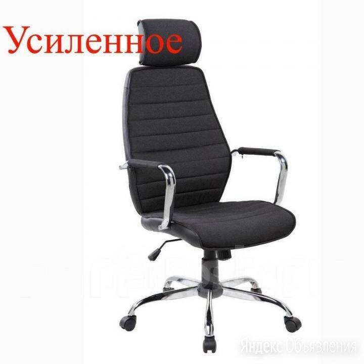 Кресло руководителя SINGLE усиленное по цене 9900₽ - Компьютерные кресла, фото 0