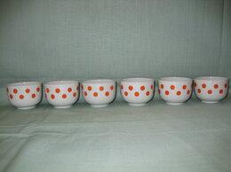 Кружки, блюдца и пары - Кофейные фарфоровые чашечки, 0