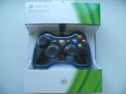 Игровые приставки - Проводные джойстики на Xbox 360 и компьютер, 0